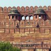 Fort Parapets, Agra Fort