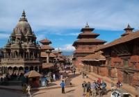 Непал на новый год 2014!
