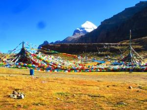Кайлас + Базовый лагерь Эвереста - 15 дней