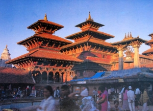 Умиротворенный Непал